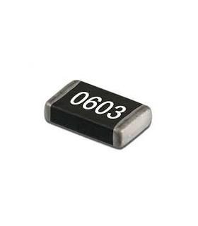 Condensador Ceramico Smd 10nF 50V Caixa 0603 - 3310N50V0603