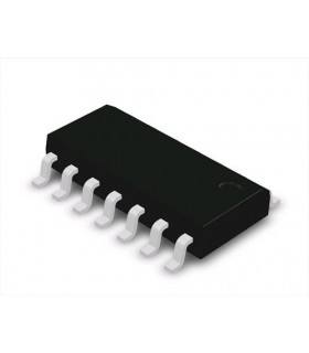 UC3843BDG - PWM Controller Soic14
