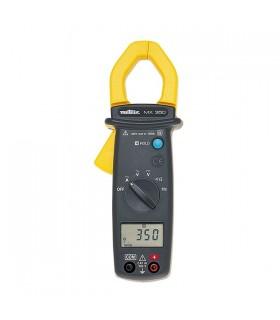 MX350 - Pinça Amperimetrica Metrix