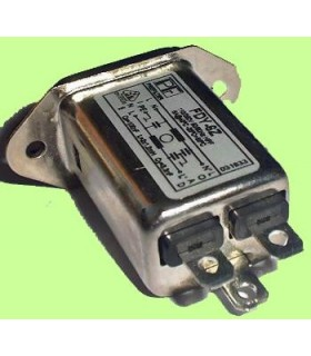 C-8201 - Filtro RFI 230Vac 6A - C-8201