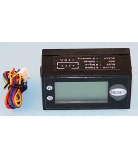 C-8418 - Contador LCD Duplo 7 Digitos com Reset - C-8418