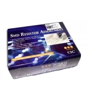 C-9507 - Caixa com 7200 Resistencias Smd Caixa 0805 - C-9507