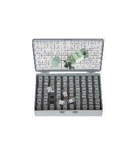 C-9506 - Caixa com 162 Componentes em Smd - C-9506