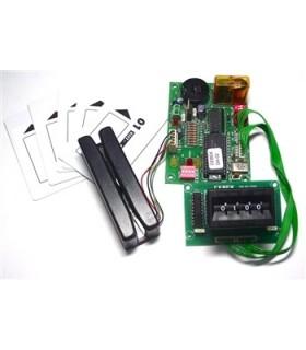 DA-02 - Control de Acessos por Cartao Magnetico - DA-02