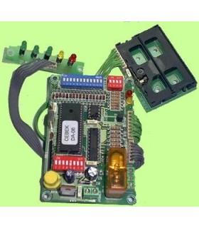 DA-06 - Controlo de Acessos Smart-Card 5 Creditos 1/120min - DA-06