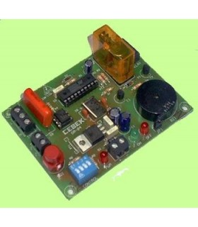 DA-04 - Control de Acessos por Som - DA-04