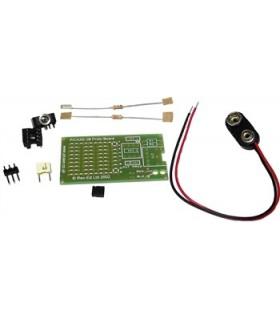 EDU-AAXE021 - Protoboard Picaxe 8P - EDU-AXE021