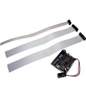 EDU-AAXE020 - Protoboard Picaxe 28P - EDU-AXE020