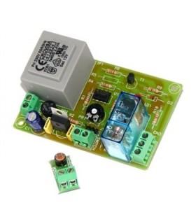 I-104 - Detector de Luz Saida a Rele 230Vac - I104