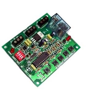 I-301 - Temporizador Multifunçoes Digital 12/24Vdc - I-301