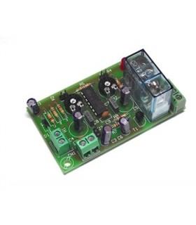 I-33 - Temporizador Retardador 1s 3m 12Vdc - I33