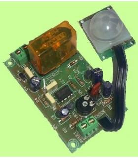 I-80 - Detector de Movimento Pir 12Vdc - I80