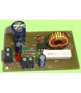 LB-7 - Conversor de inversor de Polaridade DC-DC 5Vdc 0.1A - LB-7