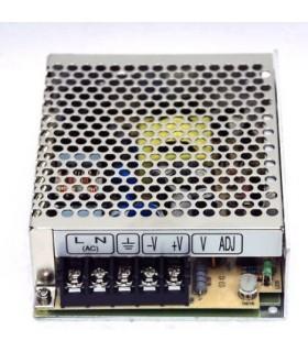 Fonte de Alimentaçao Industrial 12V 100W 8.5A - LL503/100
