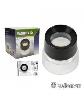 VTMG12 - Lupa De Leitura 10x 25mm - VTMG12