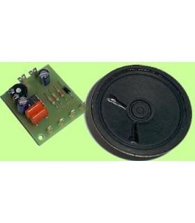 SB-5 - Gerador de Som Para Codigo Morse - SB-5