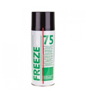 Freeze 75 - Spray de Gelo, 200ml - 191675