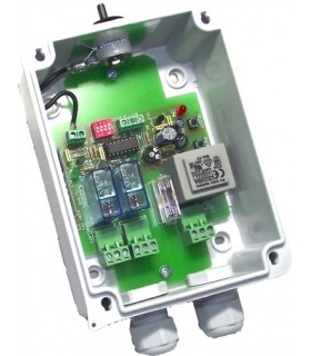 TL-602 - Receptor Rf 1 Canal Mono/Biestavel G3 230Vdc Ip55 - TL-602