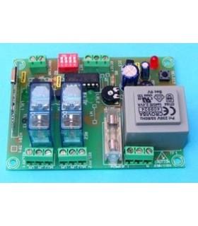 TL-613 - Receptor Rf 2 Canais Mono/Biestavel G3 230Vac - TL-613
