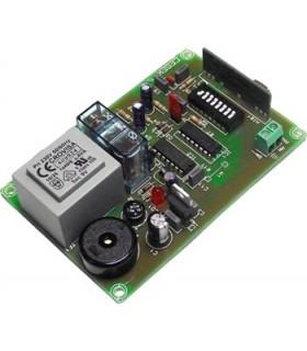 TL-9 - Receptor Rf 1 Canal Biestavel 230Vac - TL9
