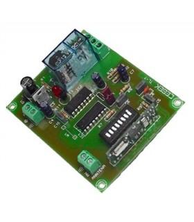 TL-7 - Receptor Rf 1 Canal Biestavel 12Vdc - TL-7
