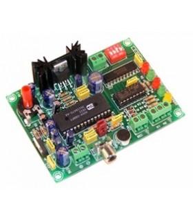 TR-9 - Gravador/Reproductor de 2 Mensagens - TR-9