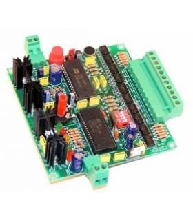 TR-8 - Gravador/Reproductor Até 32 Mensagens 4 de Prioridade - TR-8