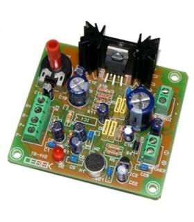 TR-4 - Gravador/Reproductor 1 Mensagem 16 Segundos - TR4