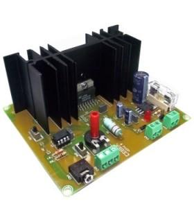 UCPIC-8 - Modulo Picaxe Controlador Velocidade Motores 4Amp - UCPIC-8