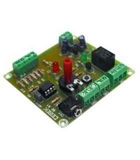 UCPIC-4 - Modulo Picaxe Comprovador de Tensao - UCPIC-4