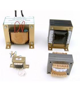 Transformador 0-230V Secundario 0-15V 60Vas - T21560
