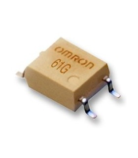 G3VM-61D1  MOSFET Relay, 60 VAC, 500 mA, 2 ohm, SPST-NO - G3VM-61D1
