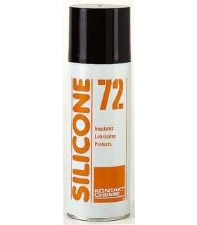 Silicone 72 - Spray de Isolamento e Lubrificação - 191672