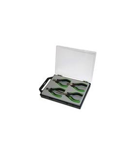 H211880 - Jogo de Alicates Para Eletronica - H211880