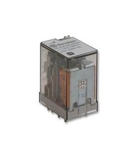 Rele Finder 24Vac 2 INV. 10A - F55122410