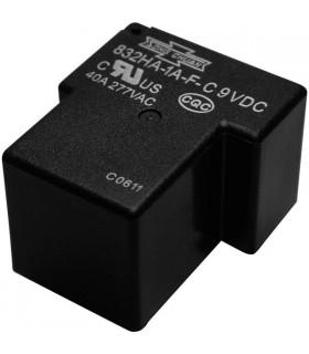 832A-1A-F-C-BH-12VDC - Relé 12V, 1 interruptor - 832A1AFCBH12V