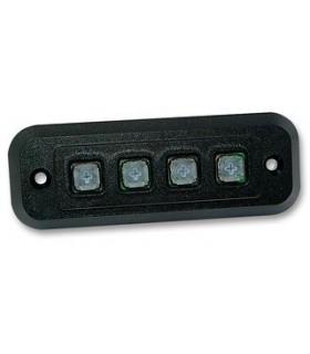 GS040201 - Teclado, STORM GRAPHIC, 50 mA, 24 V, 1 x 4 - GS040201