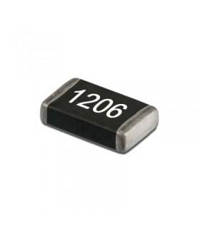 Resistencia SMD 10kR, 200V, Caixa 1206 - 18410K200V1206