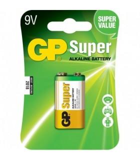 Pilha Alcalina 9V GP - GP1604A