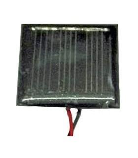 MM002 - Painel Fotovoltaico 6V 2W SILICIO MONOCRISTALINO JON - MM002