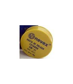SW21-70G - Pasta Desoxidante Nevex Flux 70g - SW21-70G