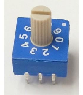 Encoder DEC/BCD 10 Posiçoes - MXERD210RSZ