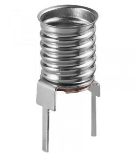 Suporte Lampada E10 Circuito Impresso - SLE10CI