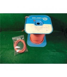 MX598897 - Test Prod Wire 18AWG Preto Bobine 152metros - MX598897