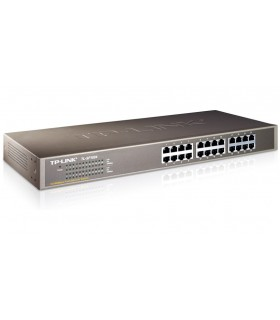 SF1024 - Switch de 24 portas 10/100Mbps - TL-SF1024