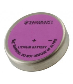 Bateria Lithium 3.6v 550mah - TL2450