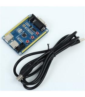 C8051F340/380 - Placa de Desenvolvimento - C8051F340/380