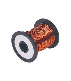 ECW0.25 - Fio Cobre, 30AWG, 0.051mm2, 1120m - ECW0.25