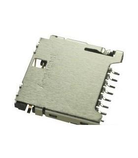 114-00841-68 - Conector Micro SD, 8 Contactos