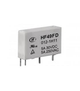 HF49FD - Rele PCB 24VDC - HF49FD